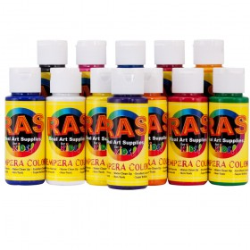 RAS Non-Toxic Tempera Paint Sets