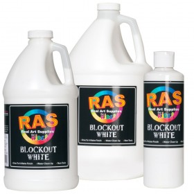 RAS Acrylic Paint Mediums