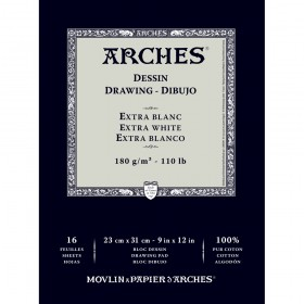 Arches Drawing Paper