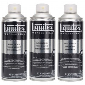 Liquitex Professional Spray Paint Varnish