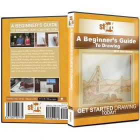 START Art: Drawing Instructional DVDs for Beginners