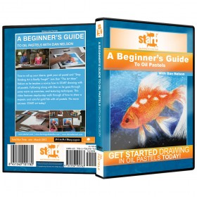 START Art: Soft & Oil Pastel Instructional DVDs for Beginners