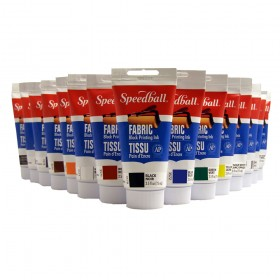 Speedball Fabric Block Printing Ink