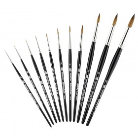 Princeton Series 7050 Kolinsky Sable Brushes