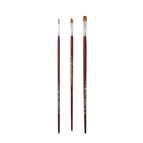 Princeton 7000 Kolinsky Sable Brushes