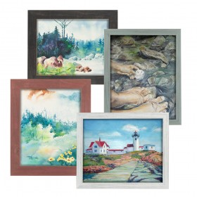 Country Chic Custom Wood Frames