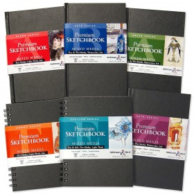 Stillman & Birn Hardcover & Wirebound Sketchbooks