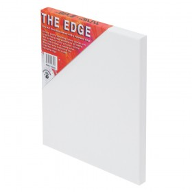 "The Edge All Media Cotton Deluxe Stretched Canvas 11/16"" Deep"
