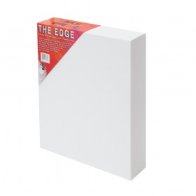 "The Edge All Media Cotton Deluxe Stretched Canvas - 2-1/2"" Deep"