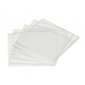 Creative Mark Crystal Clear Acrylic Painting Tiles