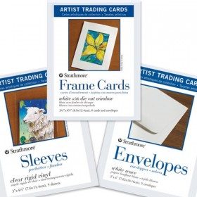 Strathmore Artist Trading Card (ATC) Accessories