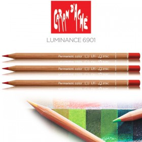 Caran d'Ache Luminance 6901 Lightfast Pencils