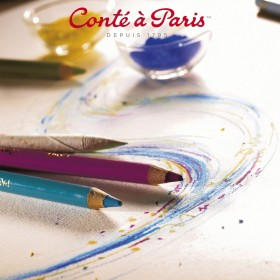 Conté À Paris Pastel Pencil Sets