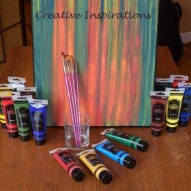 Creative Inspirations Acrylic Paint Sets