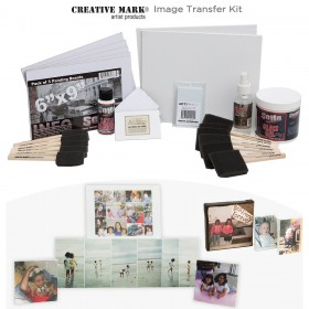 Image Transfer Kit Supplies & Instructions
