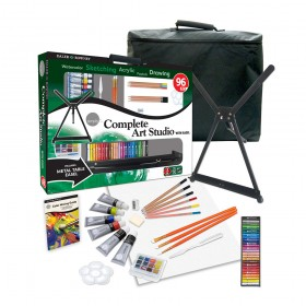 Daler-Rowney Complete Art Set of 96