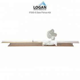 Logan F100-5 Saw Fence Kit