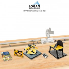 Logan F602 Frame Shop in a Box