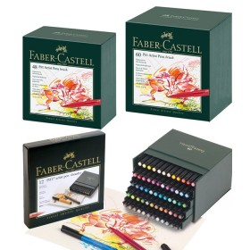 Faber-Castell PITT Artist Brush Pen Sets