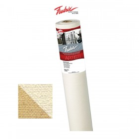 Fredrix Style 70/580 Universal Primed Cotton Duck Canvas Rolls