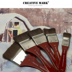 Creative Mark Glazing Brushes