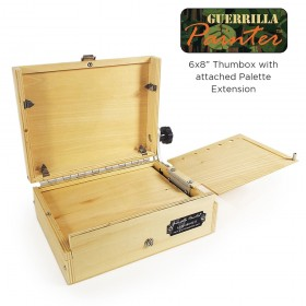 6x8 Inch Guerrilla Painter Thumbox