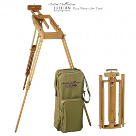 Jullian Rexy Watercolor Easel & Paintbox