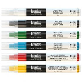 Liquitex Marker Sets And Accessories