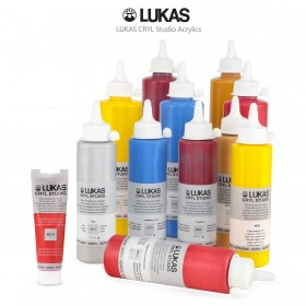 LUKAS CRYL Studio Acrylic Paints