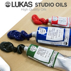 LUKAS Studio Oil Color Paints