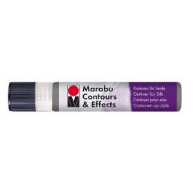 Marabu Contours and Effects Silk Mediums
