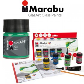 Marabu GlasArt Glass Paints