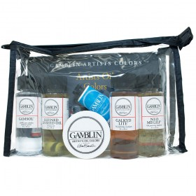Gamblin Artists' Oil Painting Mediums Set
