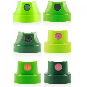 Montana Interchangeable Replacement Spray Caps