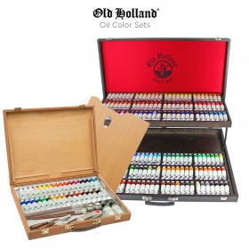 Old Holland Classic Masters Oil Paint Sets