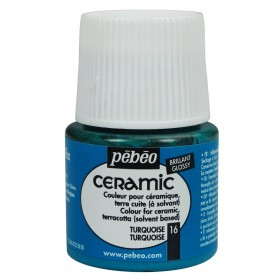 Pebeo Lacquer-Finish Ceramic Colors
