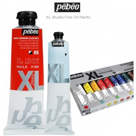 Pebeo Studio XL Fine Oil Colors Open Stock and Sets