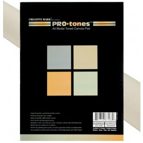 Pro-Tones All-Media Canvas Pads