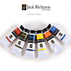 Richeson Casein Paint Color Sets