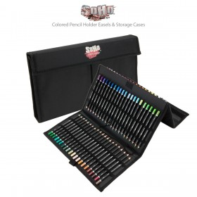 SoHo Urban Artist Colored Pencil Holder Easels & Storage Cases
