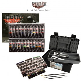 SoHo Urban Artist Oil Color Sets