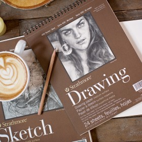 Strathmore 400 Series Drawing & Sketch Pads