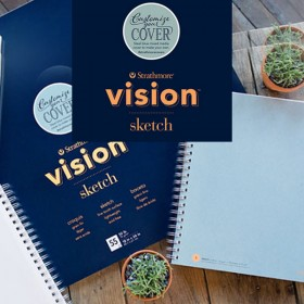Strathmore Vision Sketch Pads