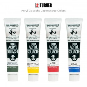 Turner Acryl Gouache Japanesque Colors