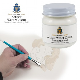 Turner Artists' Water Colour Masking Fluid
