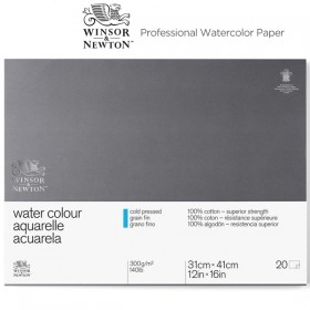 Winsor & Newton Professional Watercolor Paper Blocks