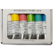 Michael Harding Handmade Artists' Oil Color Tropical Set of 6, 40 ml tubes