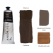 Interactive Professional Acrylic 80 ml Tube - Brown Black