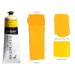 Interactive Professional Acrylic 80 ml Tube - Cadmium Yellow Med.