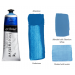 Interactive Professional Acrylic 80 ml Tube - Cerulean Blue